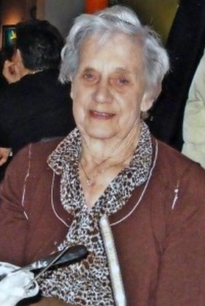 Peggy McGinn 87 yrs