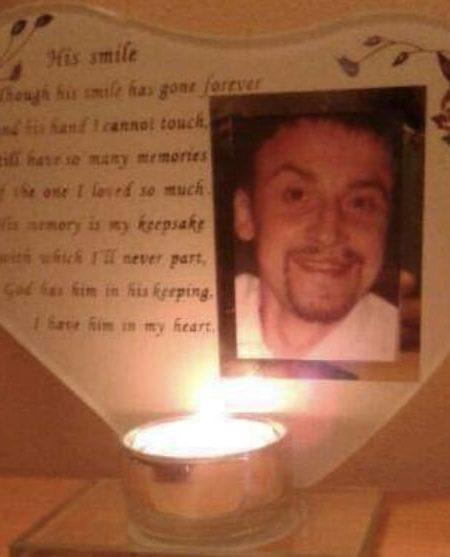 David Neil Gordon Aged 35. Failed by NHS Tayside
