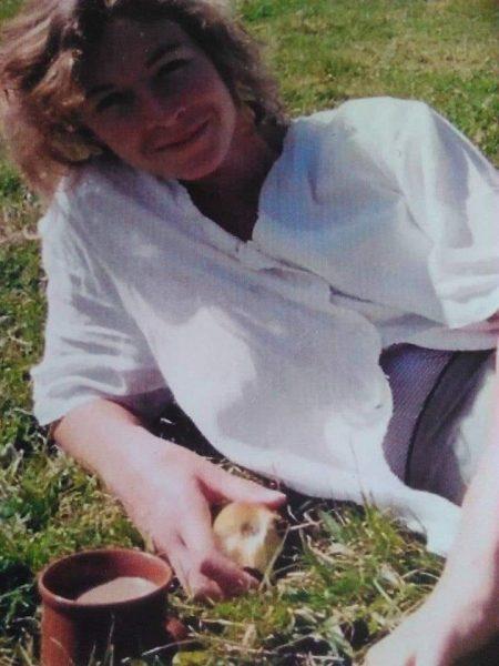 Paula Sullivan. Maldon, Essex. 46 yrs